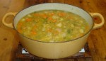 Thumbnail image for Lentil-Vegetable Soup