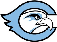 the Cabrillo College Seahawk mascot logo